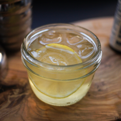 Lemon Gin Twist